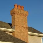 new chimney stack